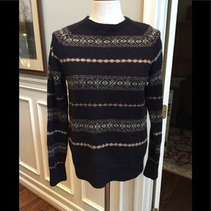 J Crew lambs wool sweater